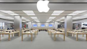 Apple Stores Close...