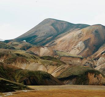 グラッシー山脈