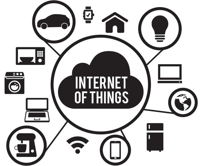 The internet of things increasing connectivity