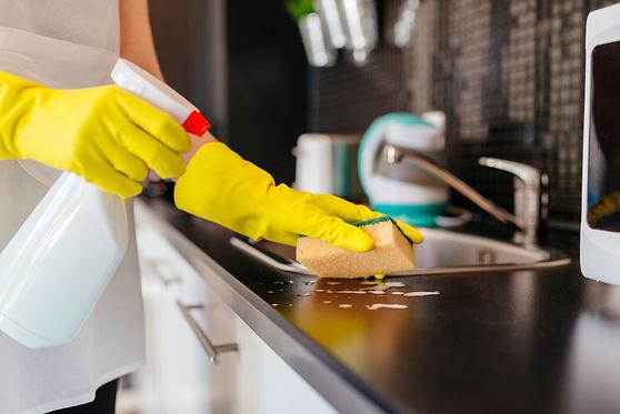 Kitchen clean shutterstock_546649132_res