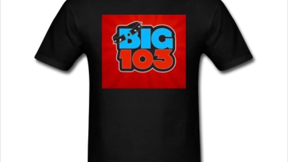 """Big 103"" T shirt"