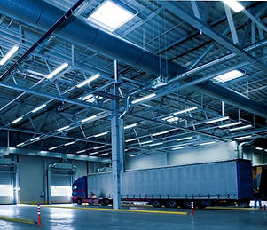 Commercial Warehouse Lighting