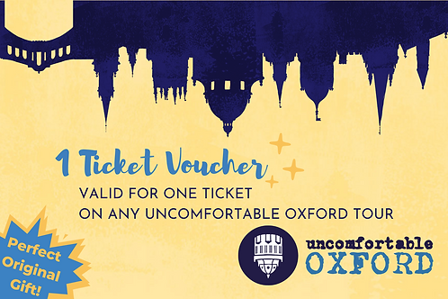 Ticket Voucher - One Ticket
