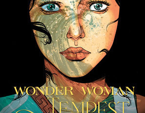 Laurie Halse Anderson and Leila del Duca: Tempest Tossed