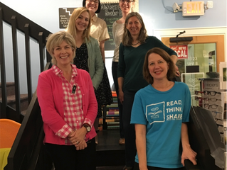 A Visit from the Southern Independent Booksellers Alliance