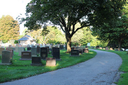 Grave Sites and Roadway