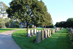 Grave Sites and Chapel