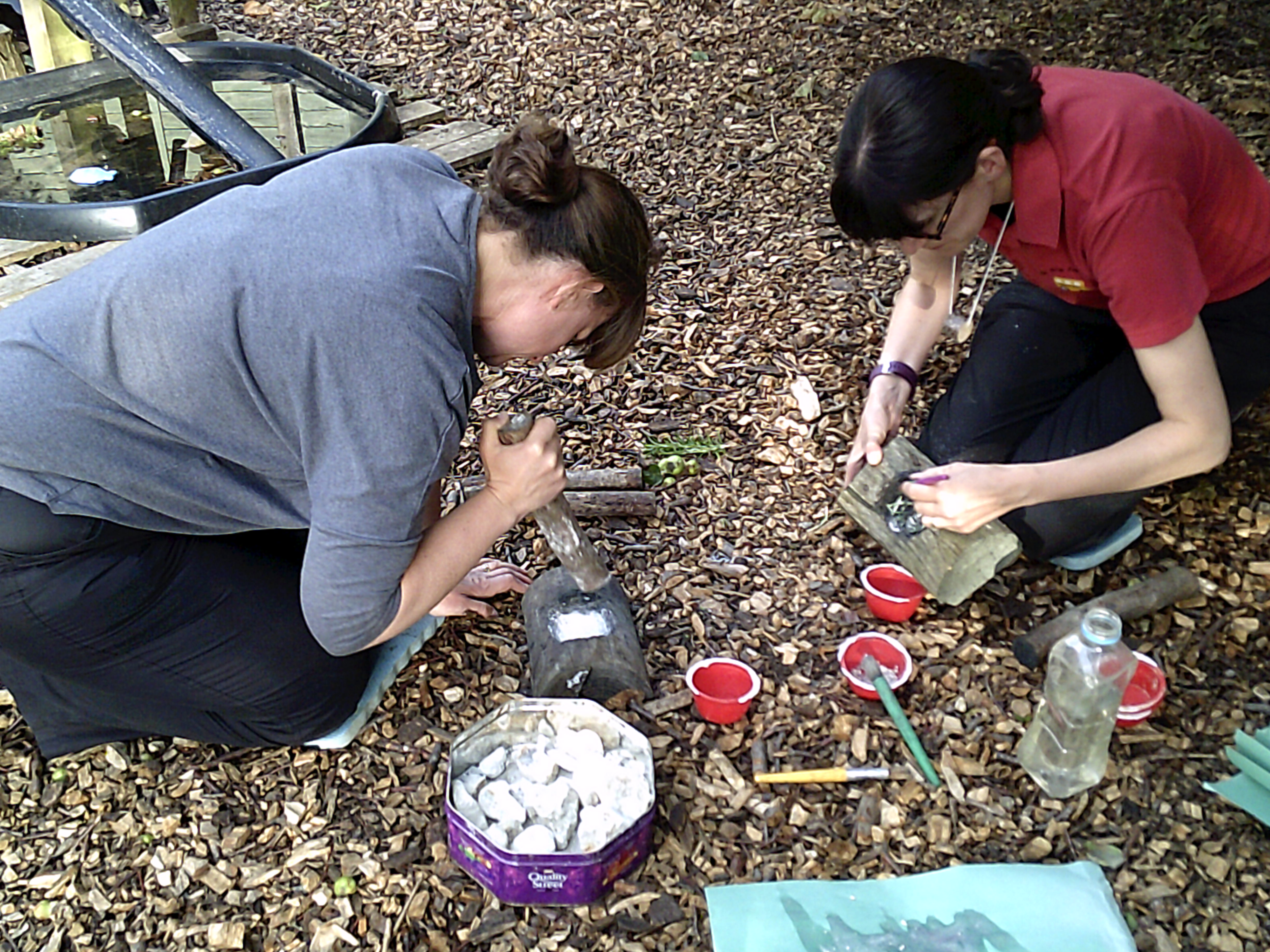 Forest School Staff Training