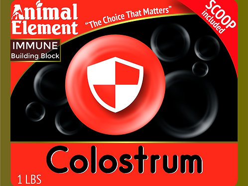 Colostrum 1 lb Travel Tin