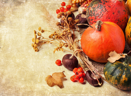 Thanksgiving - Is it Time to Be Thankful?