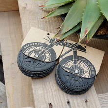 Tyre coaster ★
