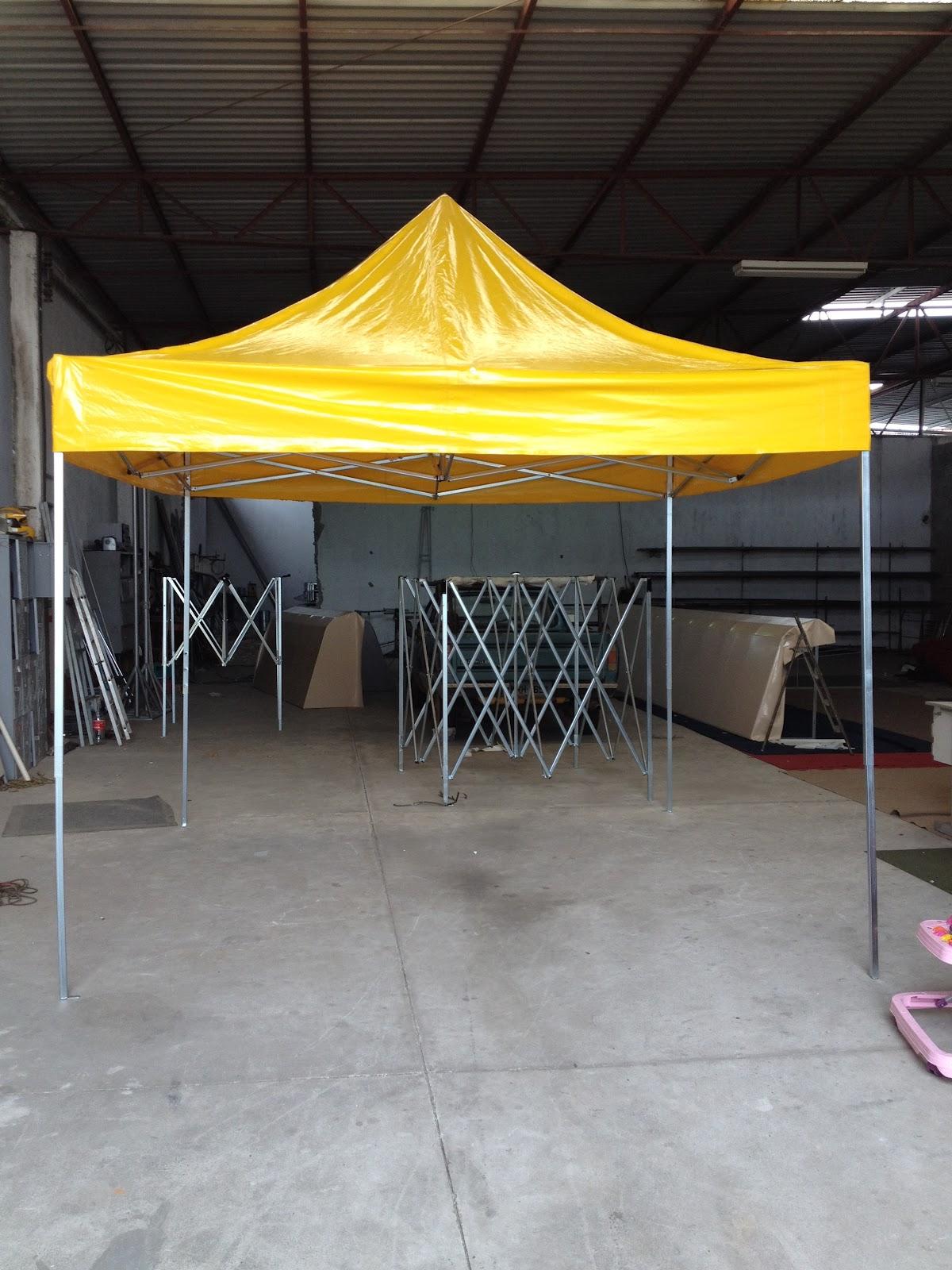 Tenda Pantográfica