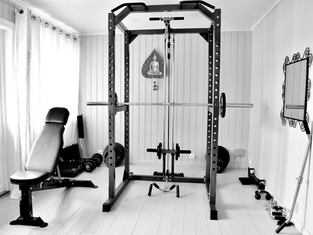 4 Pieces of Fitness Equipment That Every Home Gym Should Have