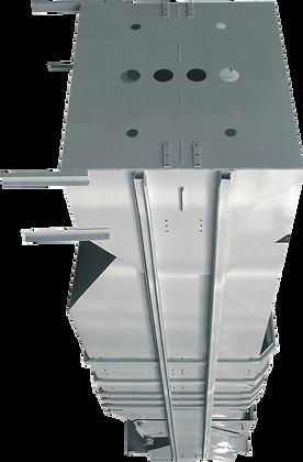 Скип для вертикального ствола типа СНМ20-280