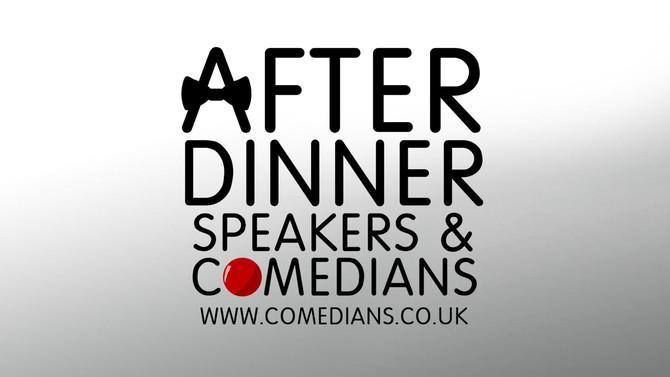 After Dinner Speakers & Comedians