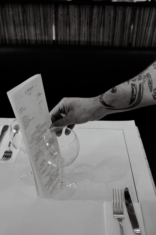 Restaurant  & bar : Bouillon Languedoc à Toulouse BRANDING par BANG BANG