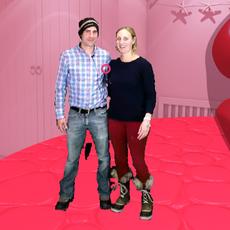 Kimberly Gehant & Dan Gehant