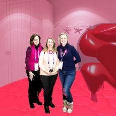 Lydia Benson, Annetta & Deb