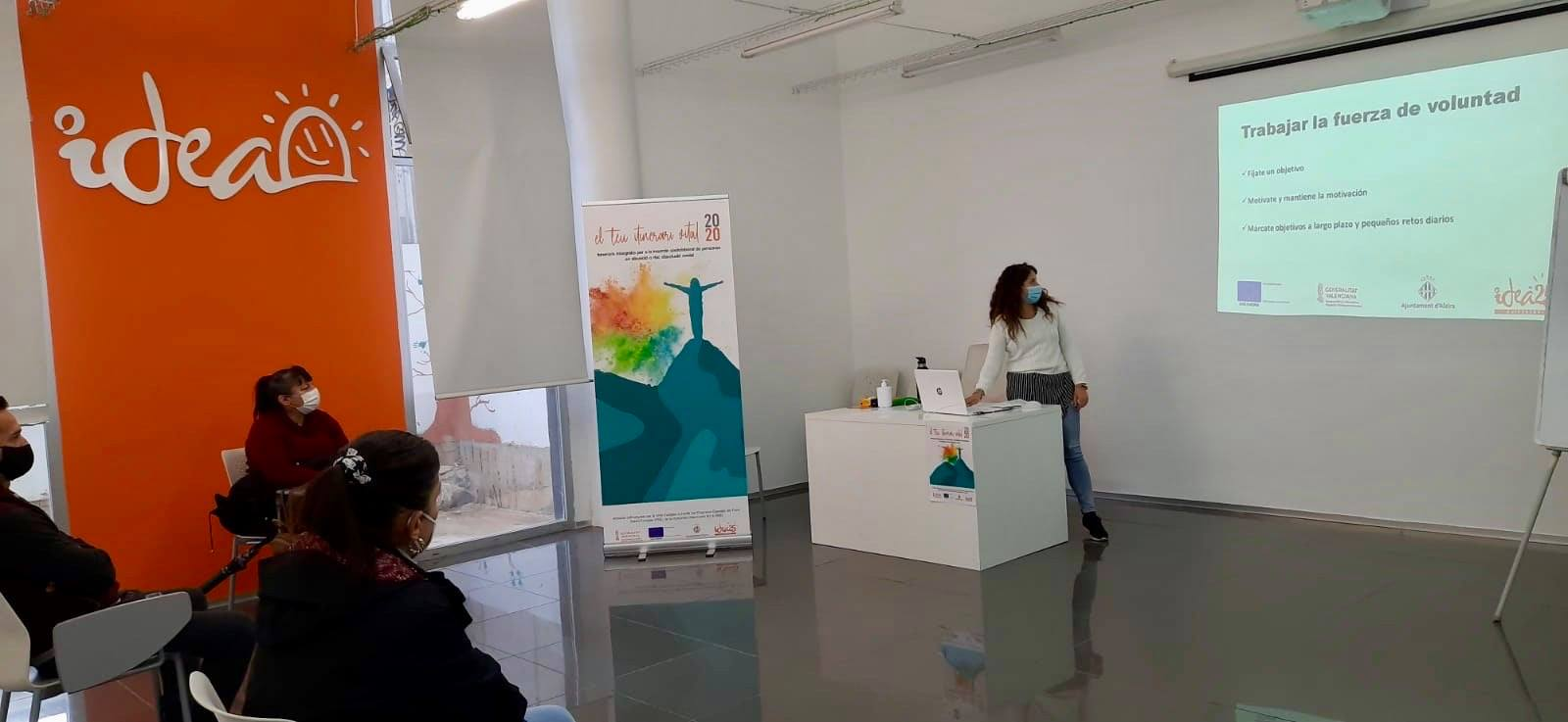 Sessió sobre projectes europeus