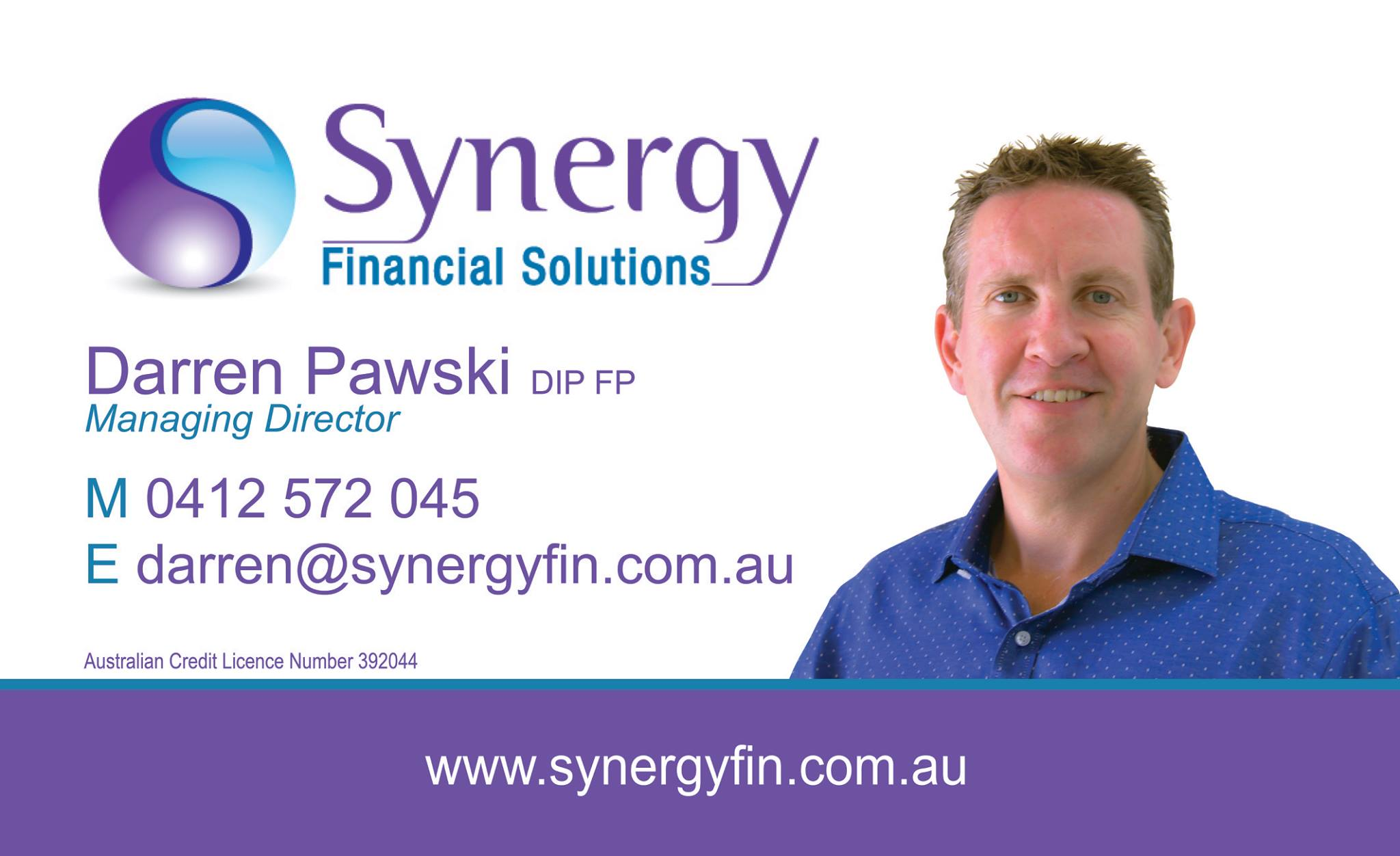 Synergy Financial Solutions Magnet