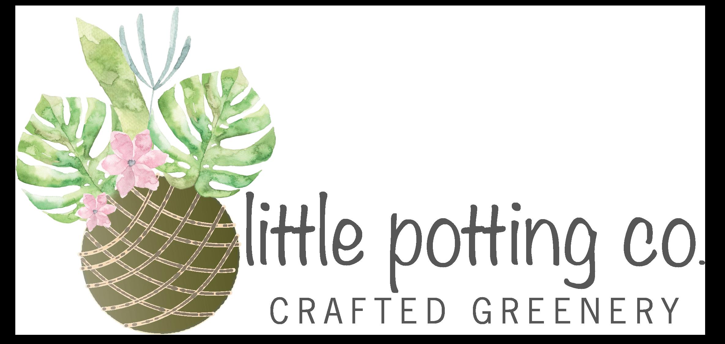 Little Potting Co Logo
