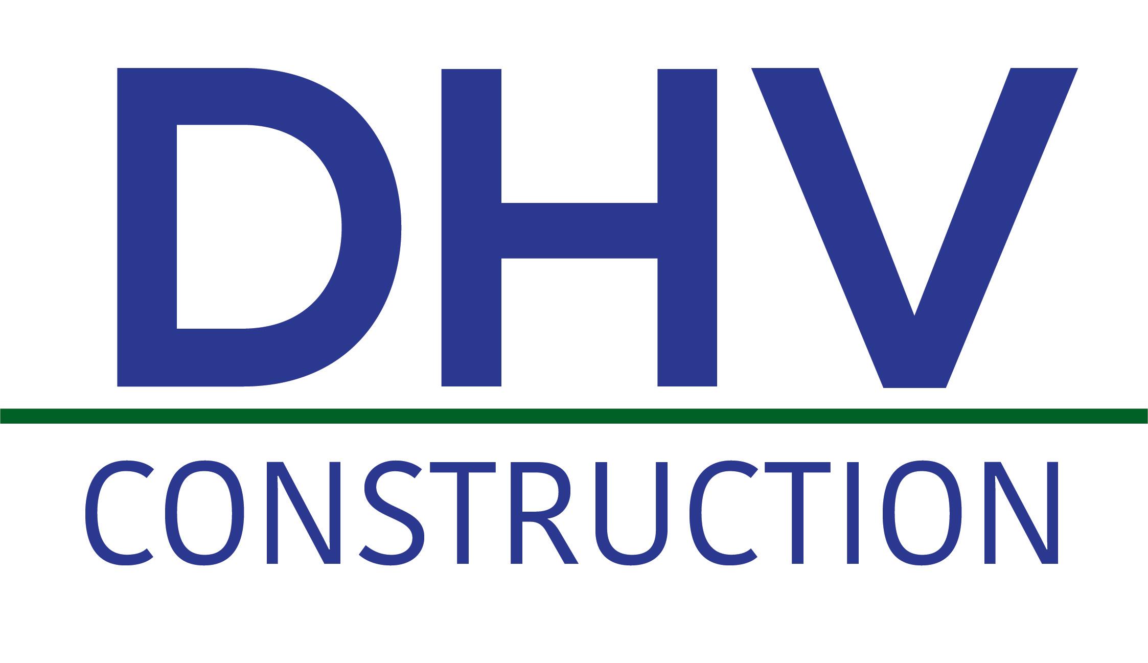 DHV Construction - Logo Design