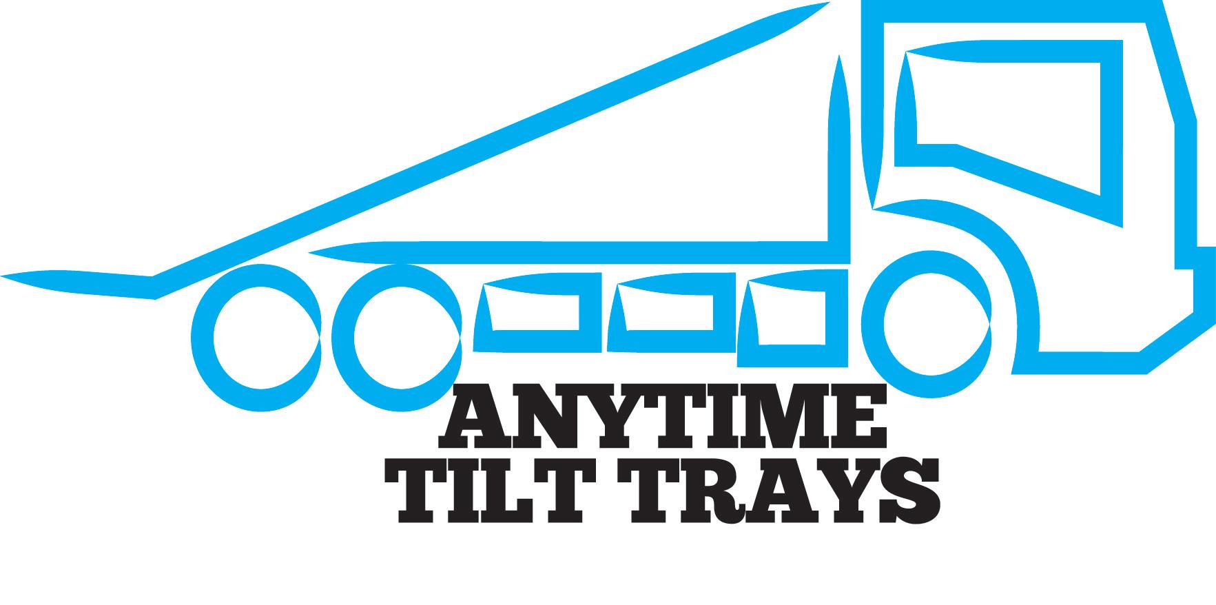 Anytime Tilt Trays Logo