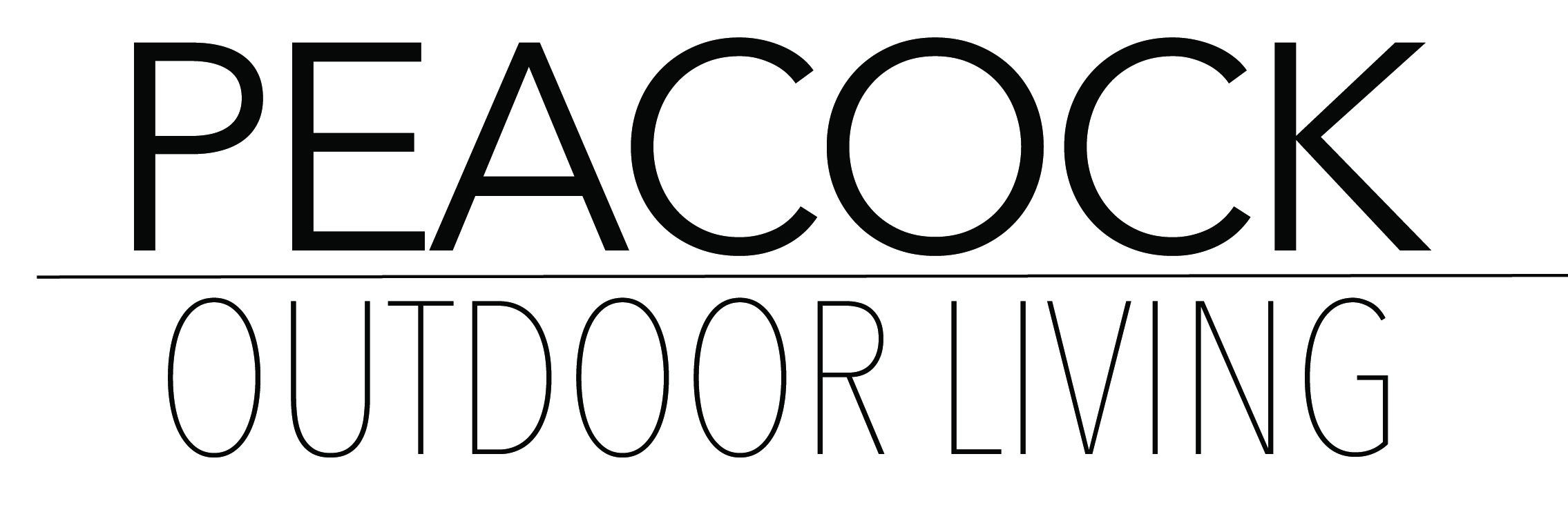 Peacock Outdoor Living Logo