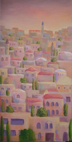I Dream of Jerusalem VI