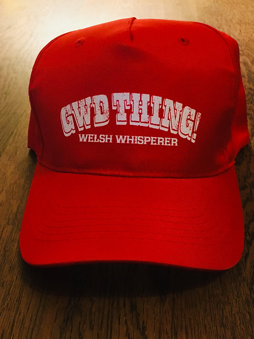 Cap 'Gwd Thing'