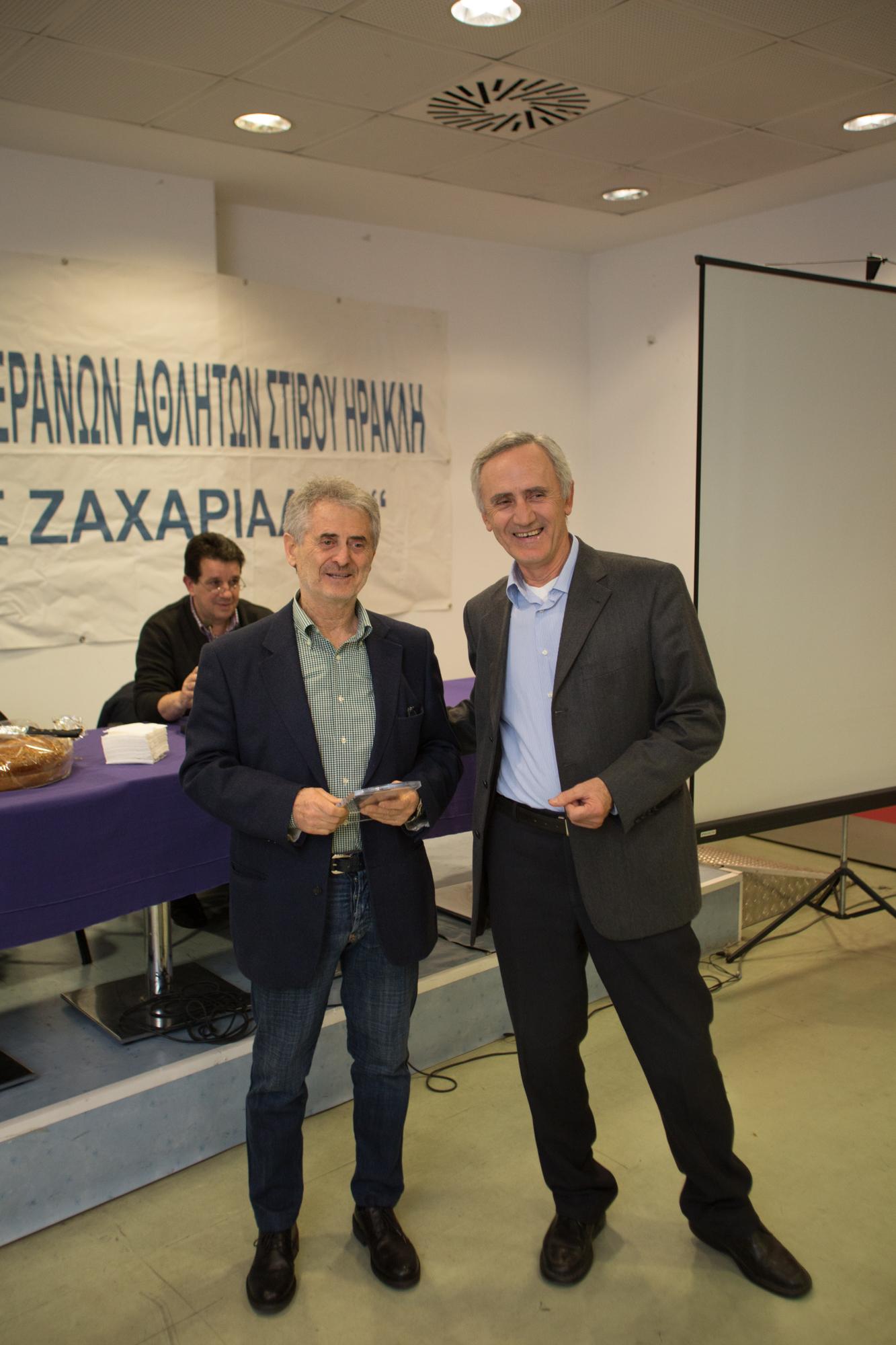 Παπαδόπουλος Ευριπ.(για Γεωργιάδη Κωστα) βραβείο από Πλ.Σαρασλανίδη