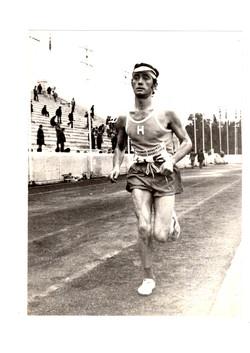 1973 κλασσικος Μαραθ.Αθηνων.Τερματισμος