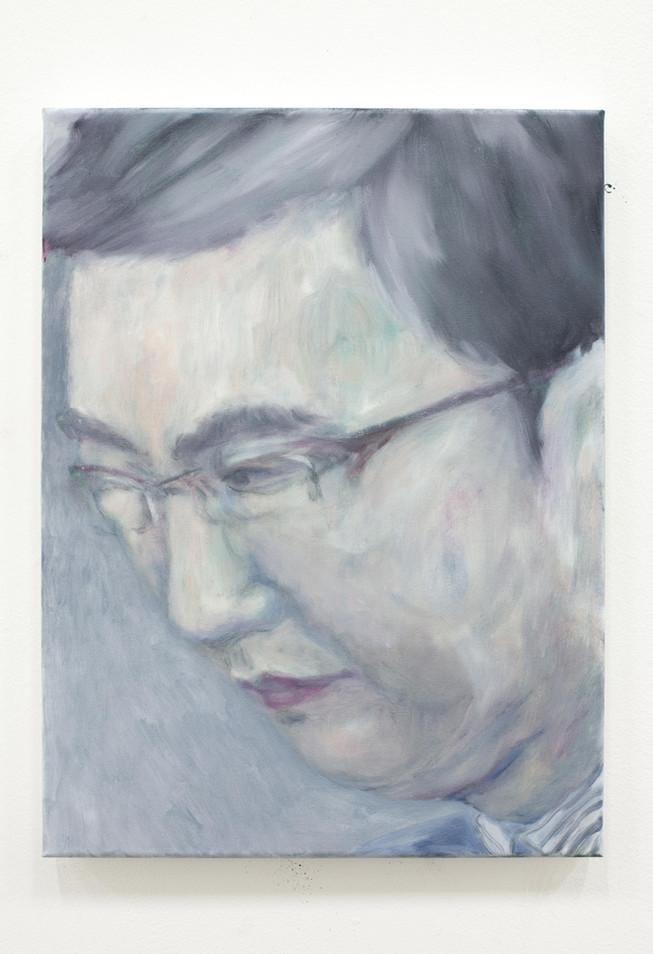 Portrait of Pony Ma