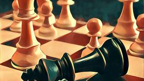 Schach spielen, Brot backen