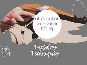 1.13 Intro to Trouser Adjustments