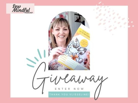 Vlieseline Embroidery Set Giveaway