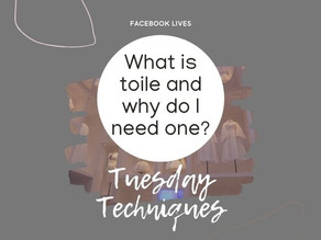 1.4 What is a Toile and Why do I need one?