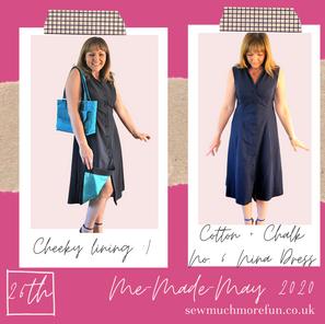 Cotton + Chalk - Nina Dress