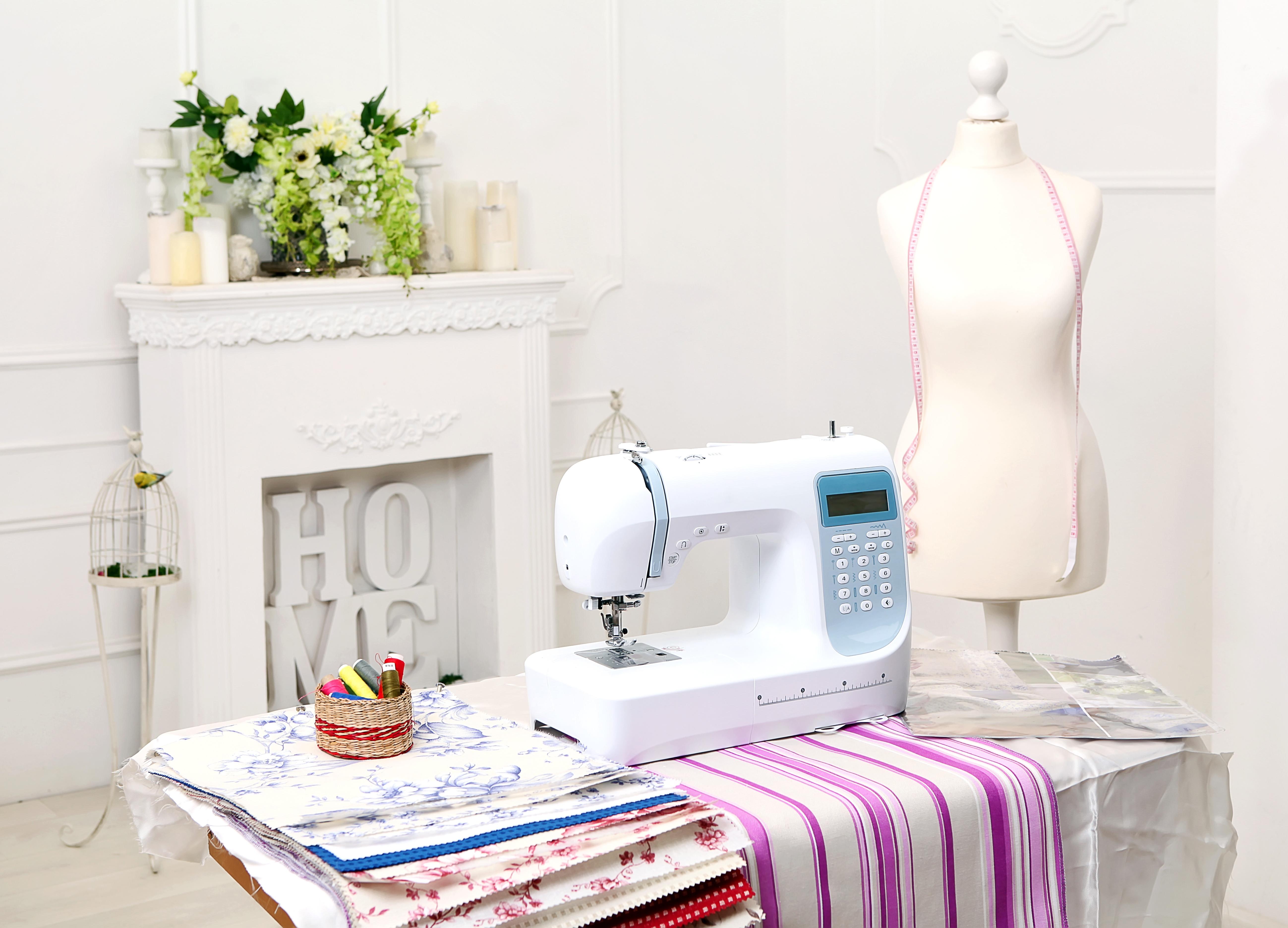 Beginner Sewing Handholding