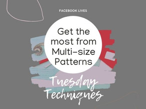 1.3 Getting the most from multi-size patterns