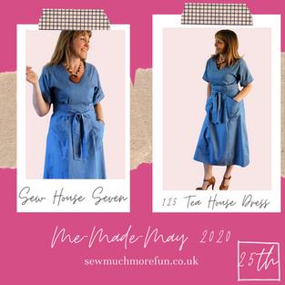 Sew House Seven - Tea House Dress