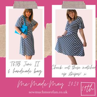 T&TB - Joni Dress (Stretch book)