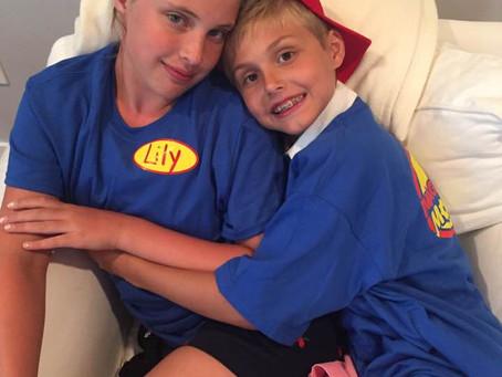 Trials of an SN Mom:  Siblings