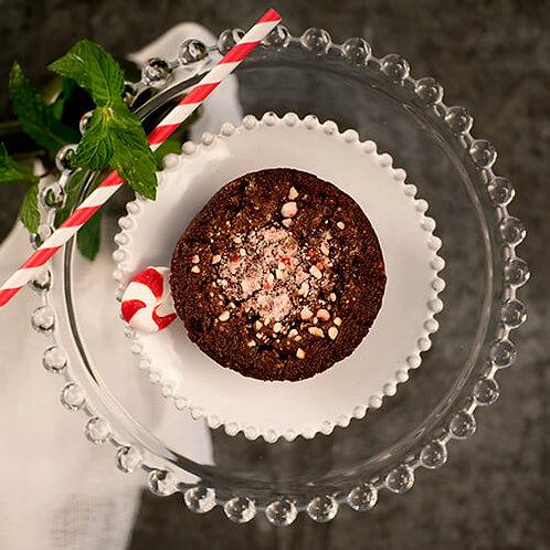 Vegan Mint Brownie