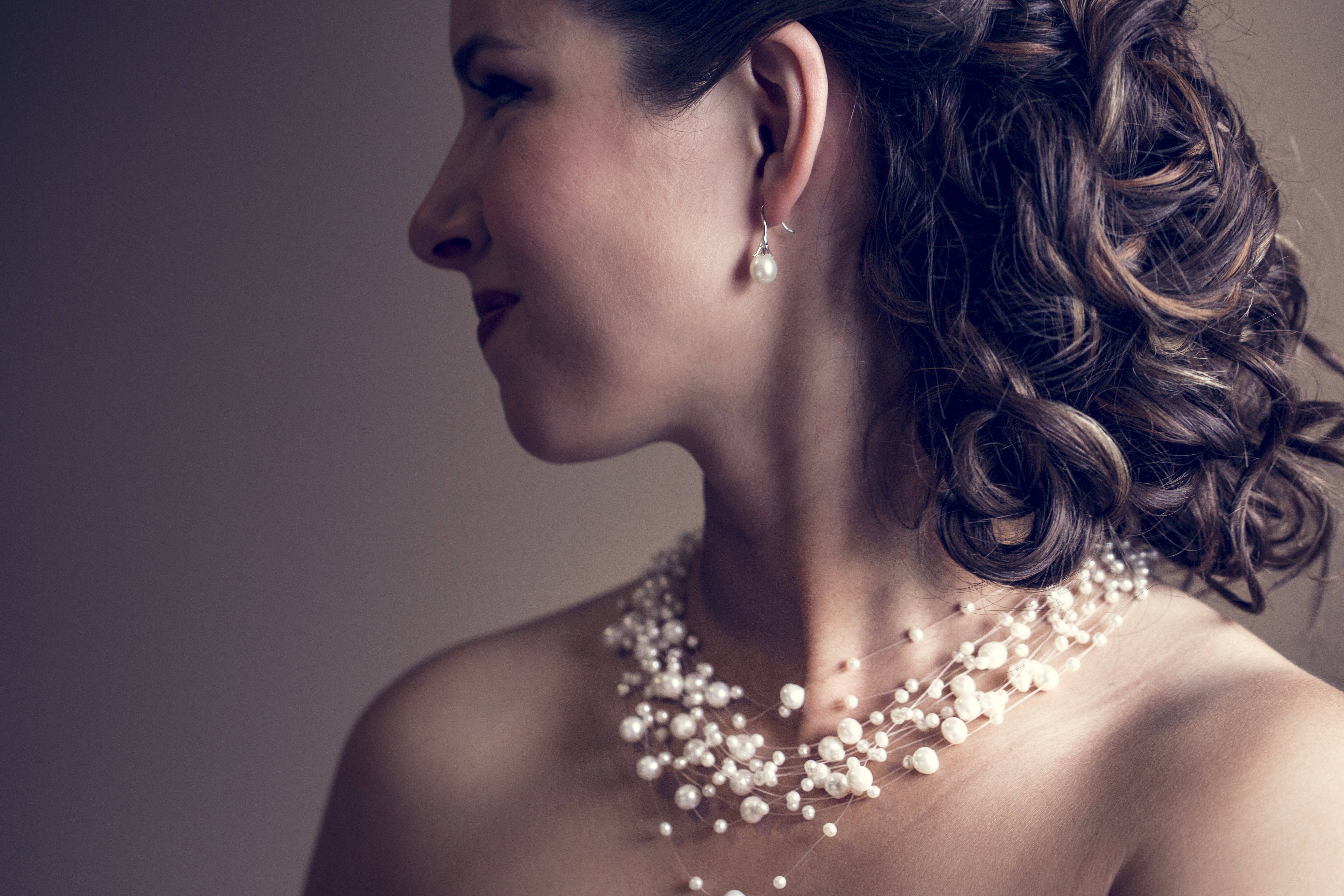 Gorgeous Hair and Jewelry