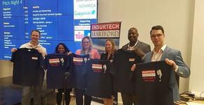 Surround Insurance Wins Three Awards at Insurtech Hartford