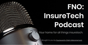 Surround's COO Kate Terry talks insurance, epiphanies, and explosions(!) on FNO:InsureTech Podcast