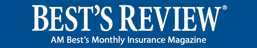 Logo Best's Review: AM Best's Monthly Insurance Magazine