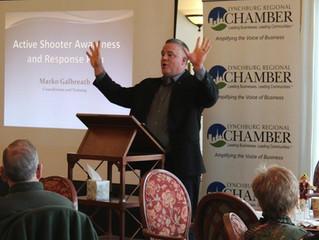 Active Shooter Response Training for Civilians in Public Venues