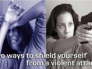 Personal Protection in the Home!
